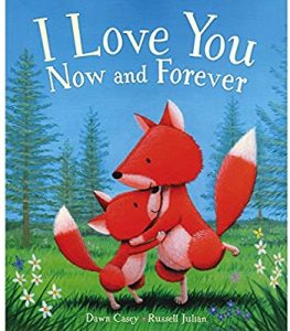I Love You Now and Forever Book