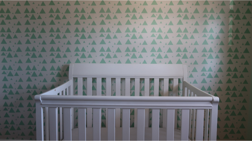 making the switch from a cot to a bed